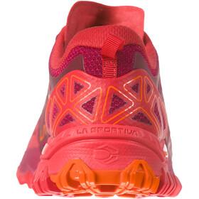 La Sportiva Bushido II - Zapatillas running Mujer - naranja/rojo